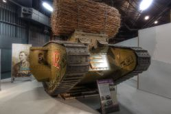 Mk IV at Bovington
