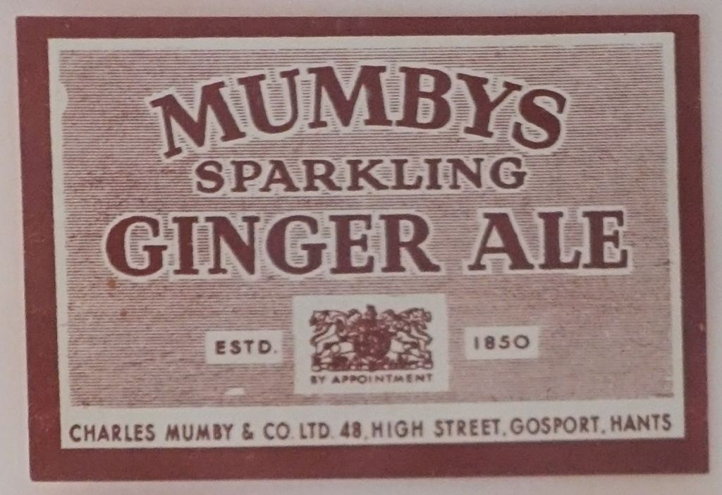 Mumbys Label