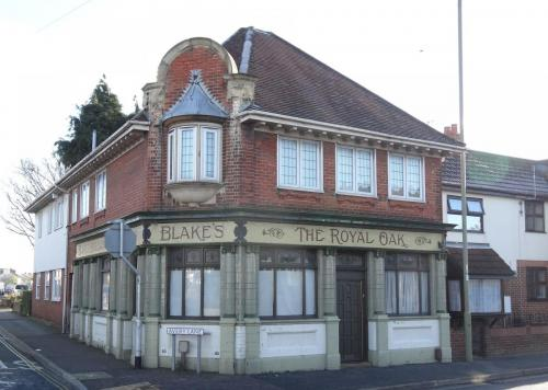 Royal Oak Brockhurst Road