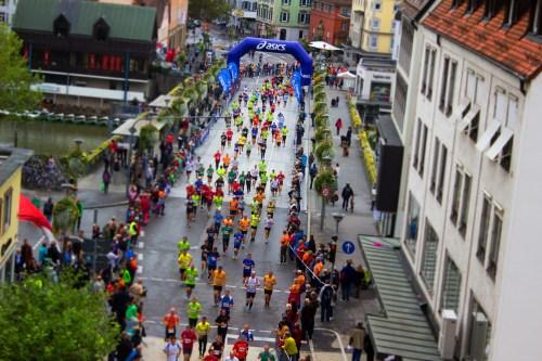 Run via City