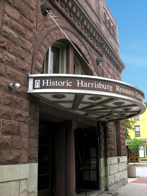 Historic Harrisburg Resource Center