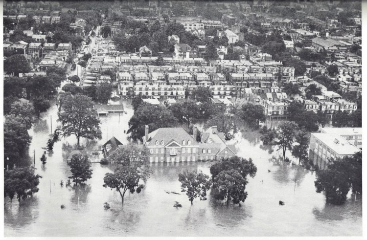 Hurricane Agnes of 1972