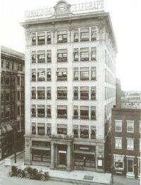 Telegraph Building Demolished