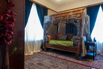 Opium Bedroom