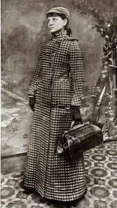 Nellie Bly, Historical and Public Figures Collection - New York Public Library Archives