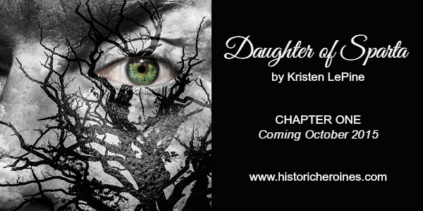 Daughter of Sparta, Chapter One