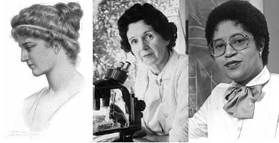 Historic STEM Heroines