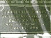 Glenwood -- Cornelius Ennis
