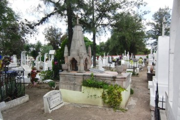 Our Lady of Guadalupe Cemetery, SMA