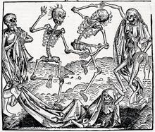 Symbols of the Black Plague