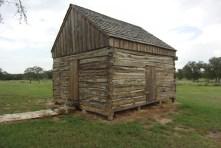 Wendish Log Cabin of Rev Kilian 1864