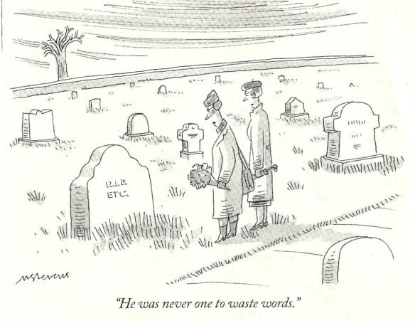 Cemetery Humor