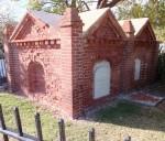 Mitchell Mausolem, John & Edna