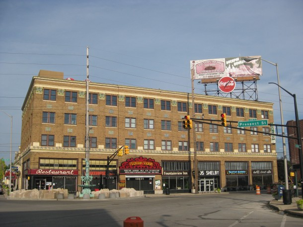 Fountain Square Theatre Building