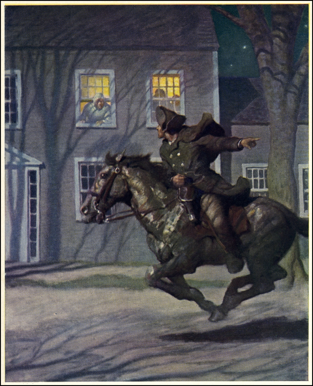 Paul Revere S Ride The Important One