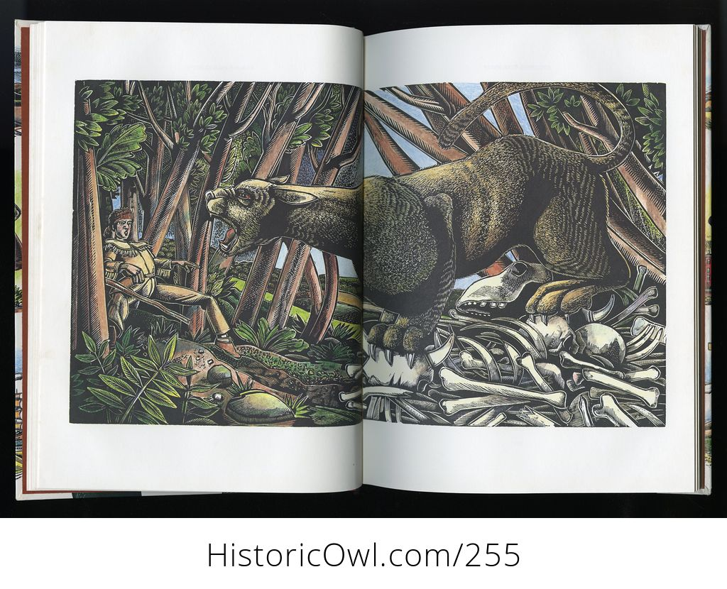 American Tall Tales Book By Mary Pope Osborne With Wood
