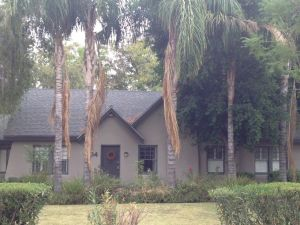 Tudor Revival Medlock Place Historic District Phoenix