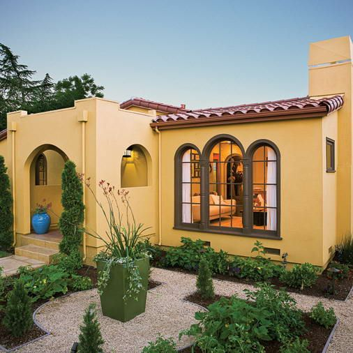 spanish architectural homes for sale