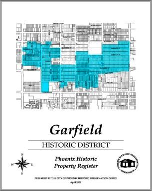 garfield,historic,map,phoenix,arizona,neighborhood,district,phoenix,area