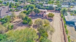 for sale,az,85018,arcadia,neighborhood,real,estate,historic,luxury,phoenix,pueblo revival,camelback mountain,drone photo