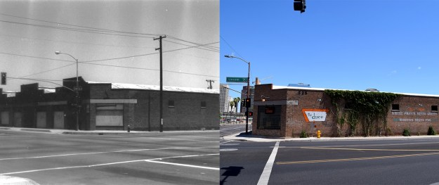 downtown,phoenix,az,warehouse,district,buildings,historic,Anchor Manufacturing Company