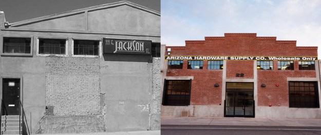 Arizona Hardware Company,warehouse,historic,district,phoenix,az,buildings,downtown