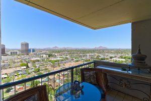 phoenix,az,balcony,views,regency house,central,agent,real,estate,historic,condo,high rise