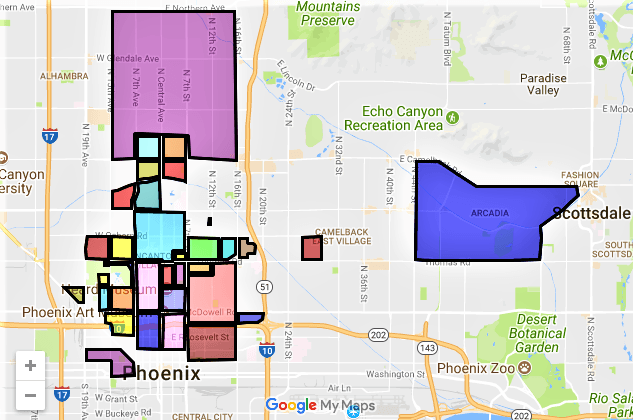 News - Historic Central Phoenix and Downtown Phoenix Real Estate Downtown Phoenix Map on northeast phoenix map, heard museum phoenix map, old town scottsdale hotel map, westgate phoenix map, phoenix convention center map, central phoenix map, flagstaff phoenix map, printable phoenix street map, phoenix metro map, phoenix freeway map, biltmore phoenix map, scottsdale city street map, uptown phoenix map, phoenix area street map, glendale map, phoenix city map, phoenix airport map, phoenix municipal stadium map, phoenix az map, sierra vista az area map,
