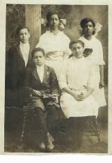 Saylie, Margaret, Mattie, Lawson, and Oril