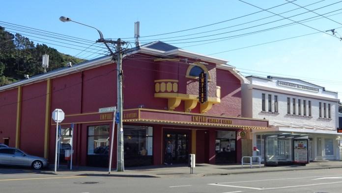 Empire cinema and cafe