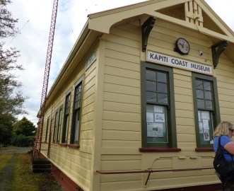 Kapiti Coast Museum, Waikanae