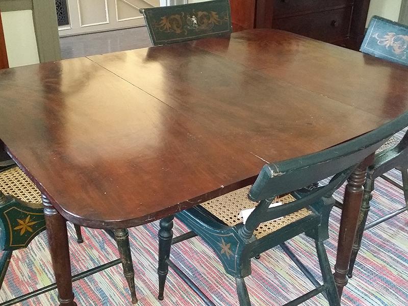 Photo of James Shepherd Dining Table