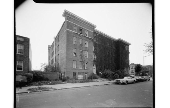 Dc Shpo Whitelaw Apartment