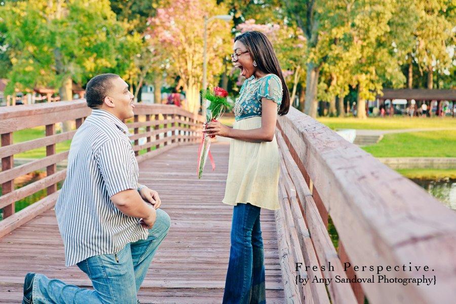 Love has a spark in Lakeside Park
