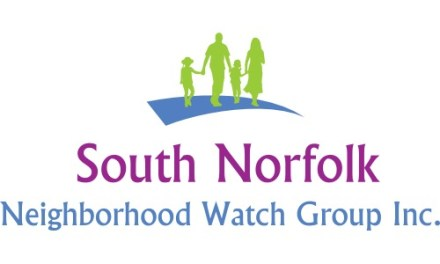 South Norfolk Neighborhood Watch 2nd Monday of  each monTH