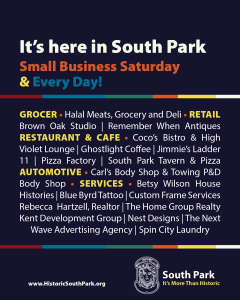 Businesses In South Park Dayton Ohio