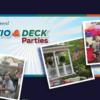 South Park Dayton Ohio Porch Patio & Deck Parties