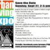 Urban Living Expo Sept 27, 2015