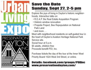 Urban Living Expo Sept 27, 2015