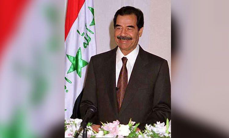 Citaten Filosofie Zaman : Saddam hoessein 1937 2006 dictator van irak