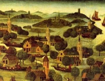 De Sint-Elisabethsvloed van 1421