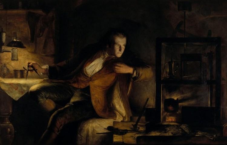 James Watt en de stoommachine - James Eckford Lauder