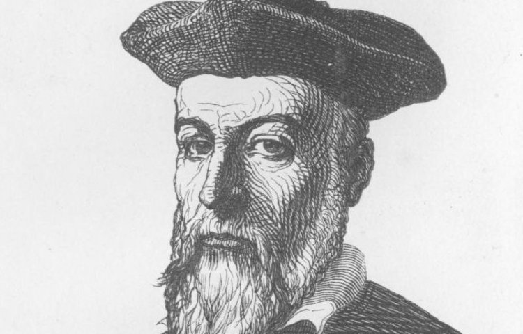 Nostradamus (1503-1566) - Ziener en astroloog