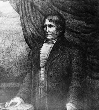 Pionier Jean Pierre Chouteau