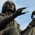 Standbeeld van Nicolaus Copernicus