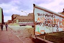 Gat in de Berlijnse Muur