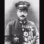 Hideki Tojo (1884-1948) - Premier van Japan