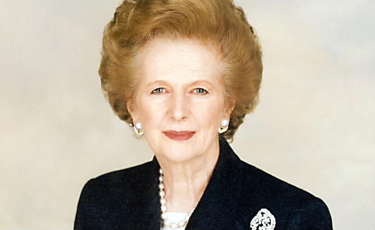 Margaret Thatcher (1925-2013) - De Iron Lady