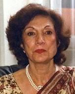 Begum Nusrat Bhutto