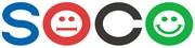 Logo van de stichting SOCO